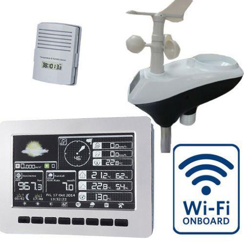 estacion meteorologica wifi froggit hp1000