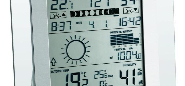 Guía de regalos meteorológicos para Navidad: Estaciones meteorológicas y otros artículos meteorologicos.