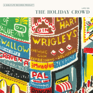 The Holiday Crowd - The Holiday Crowd, reseñado por Javi Guisado, Estación Indie Rock