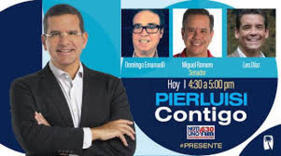 """Pedro R. Pierluisi on Twitter: """"[HOY] En Pierluisi Contigo hablamos sobre  Seguridad Pública para nuestra gente. ¡Escúchanos y únete a la  conversación! EN VIVO por @NotiUno 630 AM.… https://t.co/tcQuhhQCY4"""""""