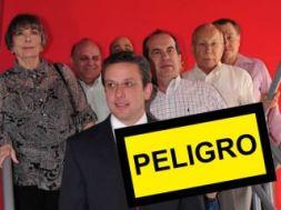 El Problema es del PPD que por Medio Siglo ha Distribuido el Presupuesto entre sus Amigos del Alma Sin Obras - Todavía tienen los mismos abogados que mantuvieron a Argentina separado del mundo Libre por 14 años/