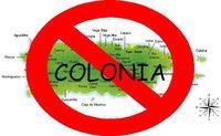 No A La Colonia