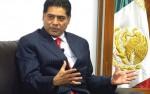 El Gobernador de Durango Jorge Herrera Caldera. Foto: Vanguardia