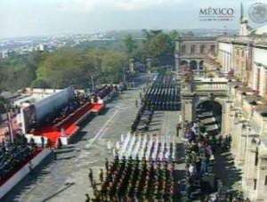 La celebración en el Alcázar. Foto: Milenio