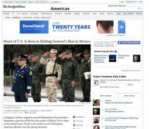 Nota del NYT
