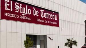El Siglo de Torreón. Foto: Especial