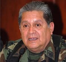 El General de División Juárez Loera. Foto: Especial