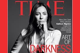 La revista Time entrevista a Katrhyn Bigelow para que explique el arte de la oscuridad que hay en su película que es una de las más controversiales de los últimos años en la misma senda que Apocalipsis Now de Francis Ford Coppola y La naranja mecánica de Stanley Kubrick.