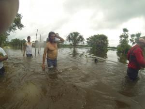 Ejidos al sur de Quintana Roo, 18 de septiembre