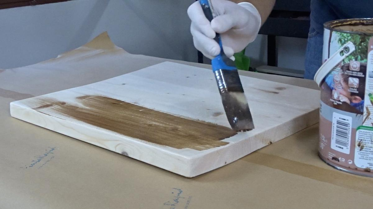 Mesa auxiliar de diseño industrial 5 : Industrial side table