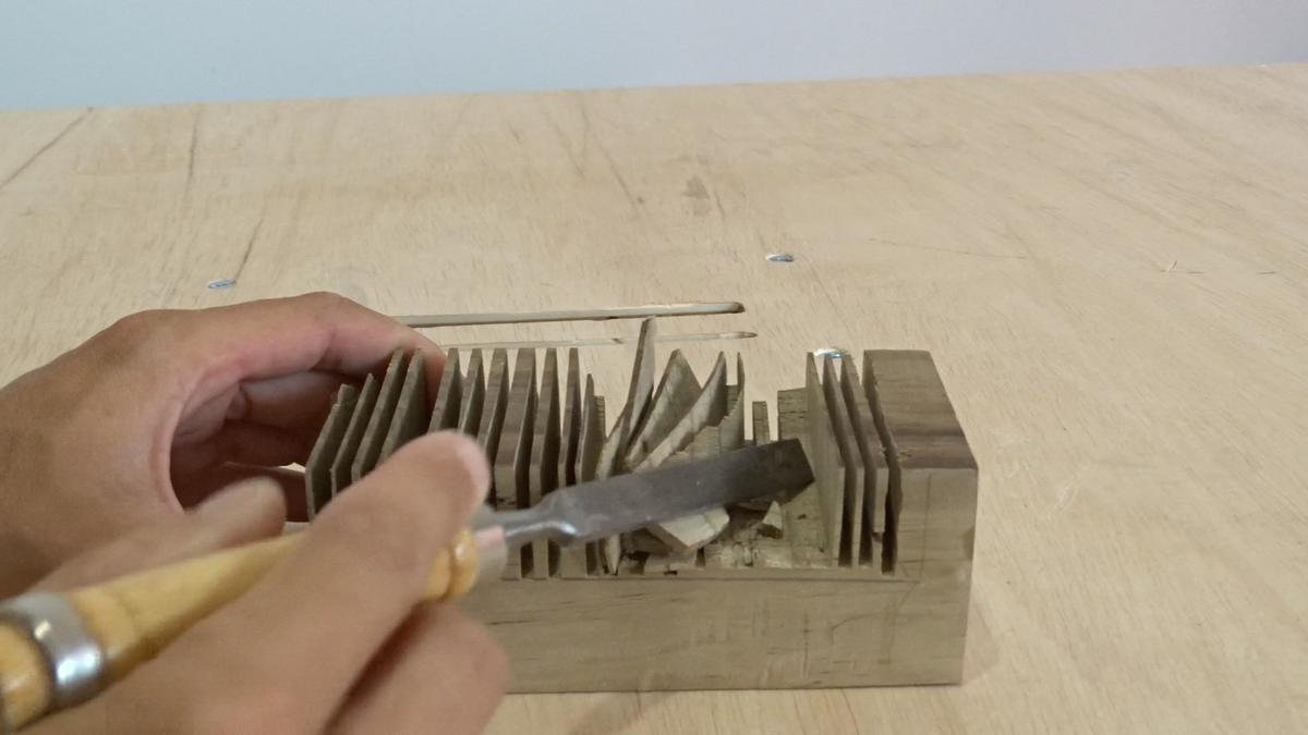 Como hacer un toallero de madera | DIY towel holder 4