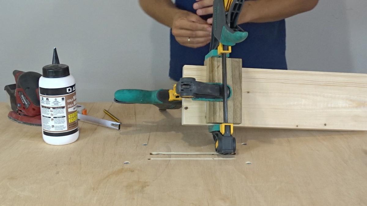 Como hacer un toallero de madera | DIY towel holder 10