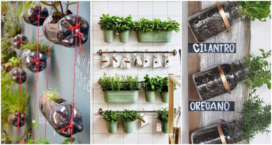 20 ideas para conseguir un huerto urbano de pel cula - Huerto en la terraza ...