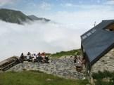 Manger au-dessus des nuages