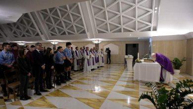 Foto de El Papa pospone las audiencias pero continúa con la misas en Santa Marta