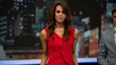 Foto de Diana Zurco se convierte en la primera presentadora transgénero de la TV de Argentina.