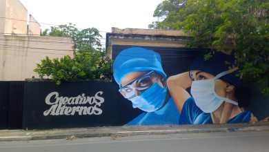 Foto de El muralismo en Mérida en medio de la pandemia