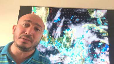 Foto de Pronóstico del tiempo y para la navegación en la península de Yucatán para el miércoles 1 de julio