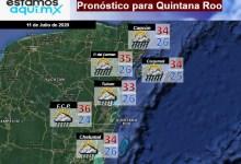 Foto de Pronóstico del tiempo en Quintana Roo para sábado 11 de julio