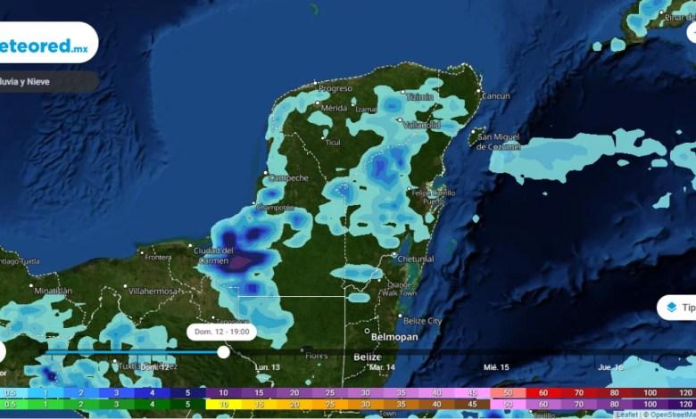 Foto de Mañana llega la onda tropical número 16 a la región