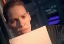 Foto de Netflix comparte el primer teaser de Away, la serie espacial protagonizada por Hilary Swank