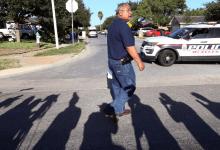 Foto de Dos policías mueren en un tiroteo registrado en McAllen, Texas; un implicado fue herido en el altercado