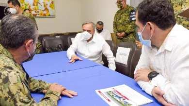 Foto de Anuncian nuevo y moderno hospital naval en Campeche