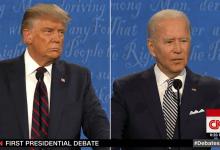 Foto de Primer debate presidencial se convierte en caos mientras Trump descarrila la noche con insultos e interrupciones
