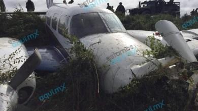 Foto de Aterriza narcojet en Candelaria; se desconoce si hubo aseguramiento de droga o detenidos