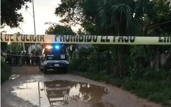 Foto de Jovencita se suicida en Tikinmul, Campeche