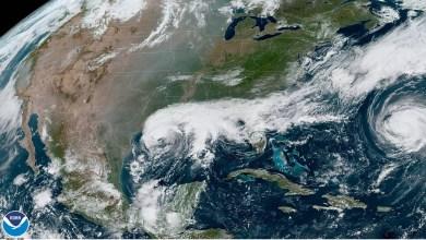 Foto de Potencial de tormentas eléctricas para este domingo