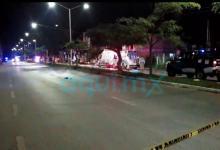 Foto de Fallecen dos motociclistas en la Lázaro Cárdenas, en Las Flores