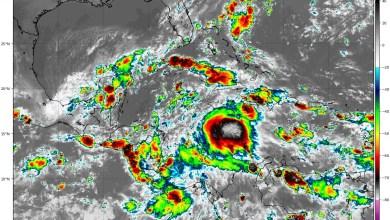 Foto de Posible amenaza ciclónica para la península