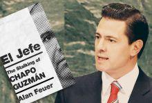 """Foto de DEA, CIA y FBI operaron en México para cazar y atrapar a """"El Chapo"""", revela libro de reportero de NYT"""