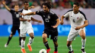 Foto de Oficial: Cancelado amistoso México vs. Costa Rica