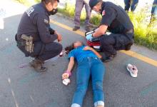 Foto de Fallece la empleada de maquiladora atropellada en la Mérida-Umán