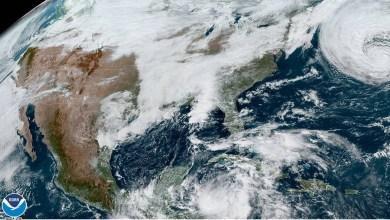 Foto de Zona de baja presión con potencial ciclónico mantendrá probabilidad de tormentas