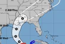 "Foto de ""Zeta"" será huracán a partir del mediodía. Quintana Roo espera que cruce Cozumel la tarde de hoy"