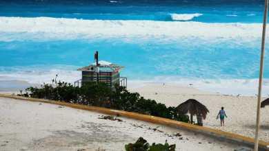 Foto de Zeta se eleva a huracán 1. Decretan Alerta Roja en zona norte de Quintana Roo