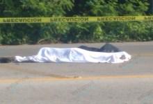 Foto de Muere campesino atropellado en el entronque a Chemax