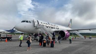 Foto de Desvían vuelo de Volaris, por neblina