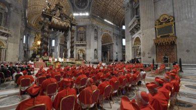 Foto de El Papa anuncia un consistorio para 13 nuevos cardenales