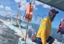 Foto de Encuentran a pescadores de Dzilam de Bravo extraviados hace 2 dias