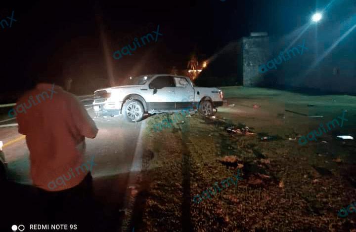 Foto de Accidente grave en la vía libre Champotón- Campeche