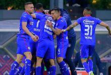 Foto de Cruz Azul golea a Pumas UNAM y da el primer golpe de autoridad en las semifinales de Liguilla