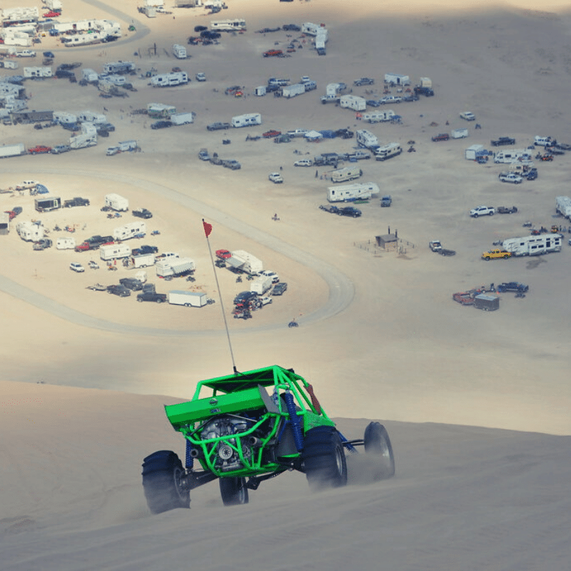 Sand Mountain Trail