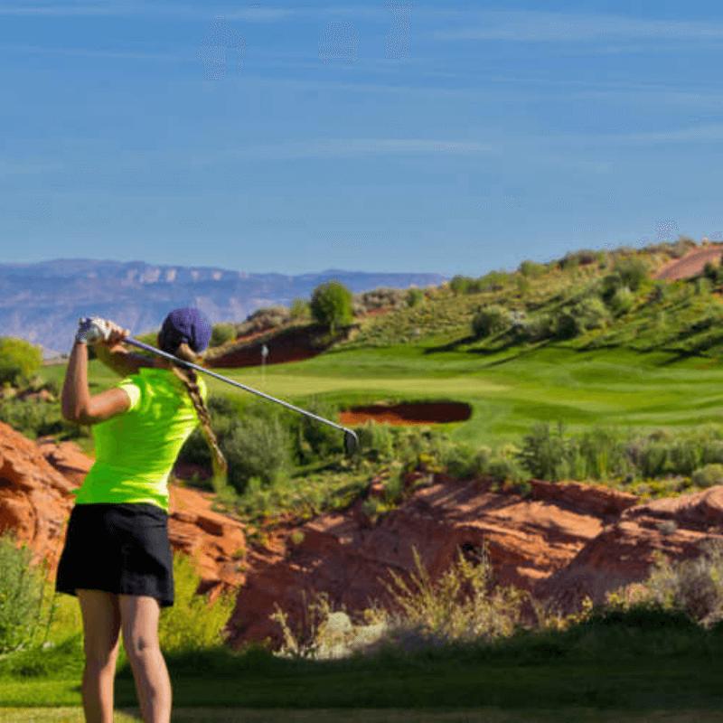 sand hollow golf course utah