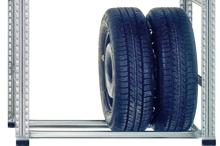 Estanterías neumáticos