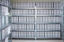 Sala de archivadores
