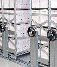 Archivos con bases móviles en Tenerife